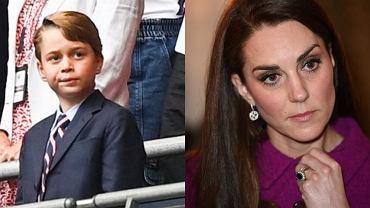 Księżna Kate i książę William z powodu hejtu nie upublicznią urodzinowego portretu księcia George'a?