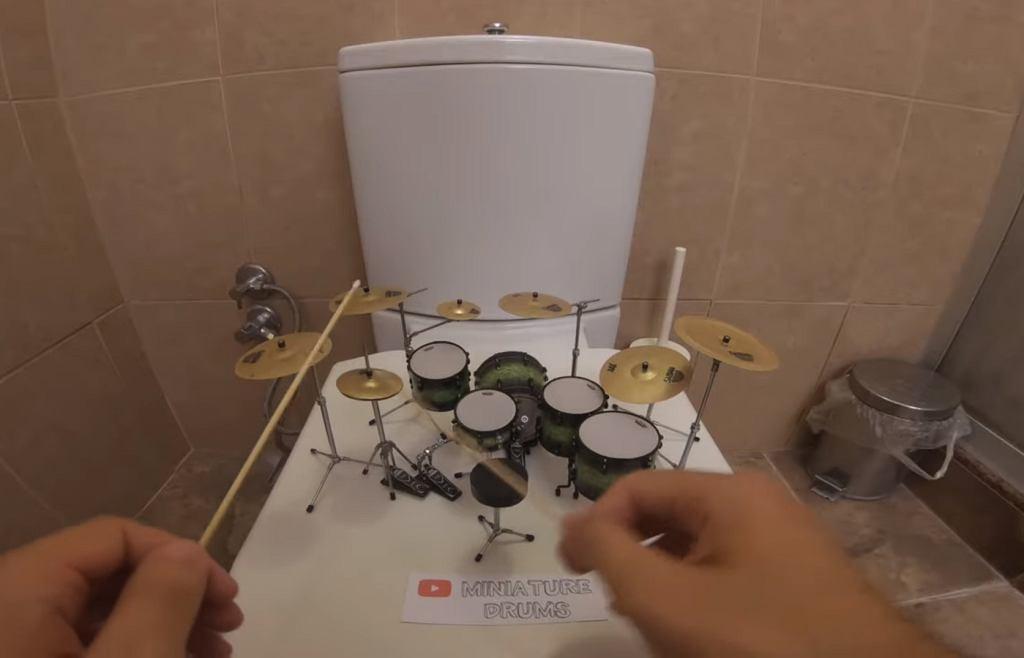 Jak brzmi 'Zombie' The Cranberries zagrany na mini perkusji?