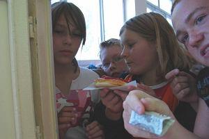 Śmieciowe jedzenie w tarapatach: zakaz sprzedaży w szkołach, żadnych reklam kierowanych do dzieci