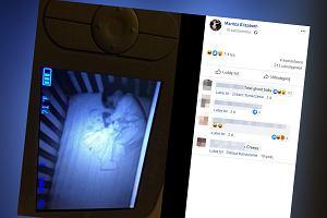 """""""Przerażające"""". Mama zobaczyła, że w łóżku jej dziecka jest """"duch"""". Opublikowała zdjęcie"""