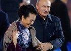 Szczyt APEC. Chińczycy ocenzurowali gest Putina