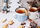 Przepisy na świąteczne herbaty