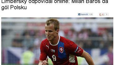 Screen z serwisu Aktualne.cz
