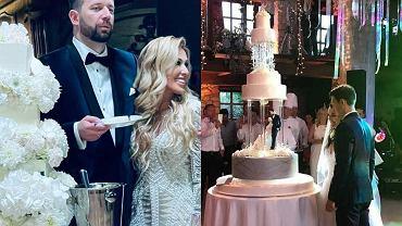 Te gwiazdy zaszalały z tortami weselnymi