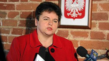 Posłanka Marzena Wróbel