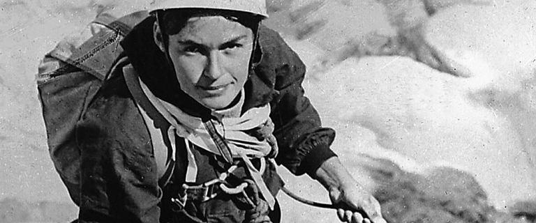 Wanda Rutkiewicz widziała, jak miłość jej życia spada w przepaść
