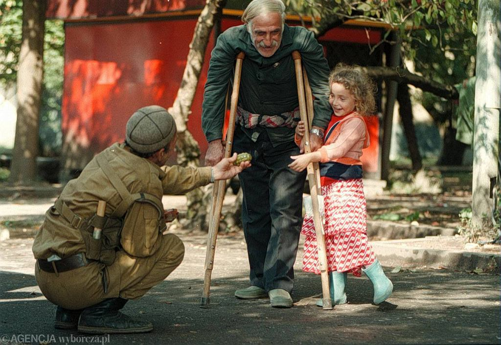 Wojna w Abchazji, 1993 rok