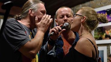 Częścią festiwalu Harmonica Bridge były jam sessions w pubie Pamela