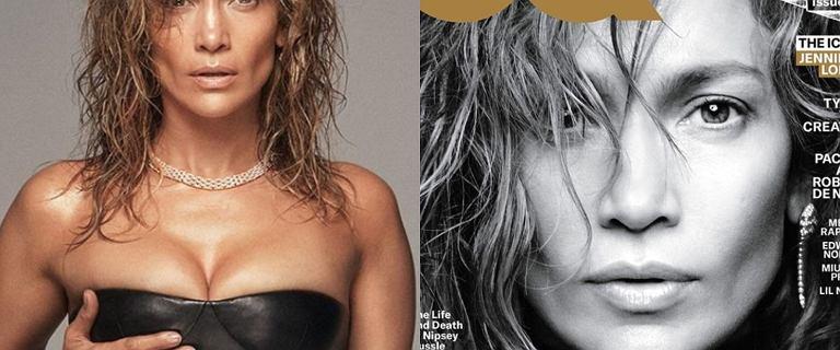 """Jennifer Lopez zatrzymuje czas w zmysłowej sesji dla """"GQ"""""""
