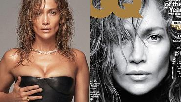 Jennifer Lopez dla 'GQ'