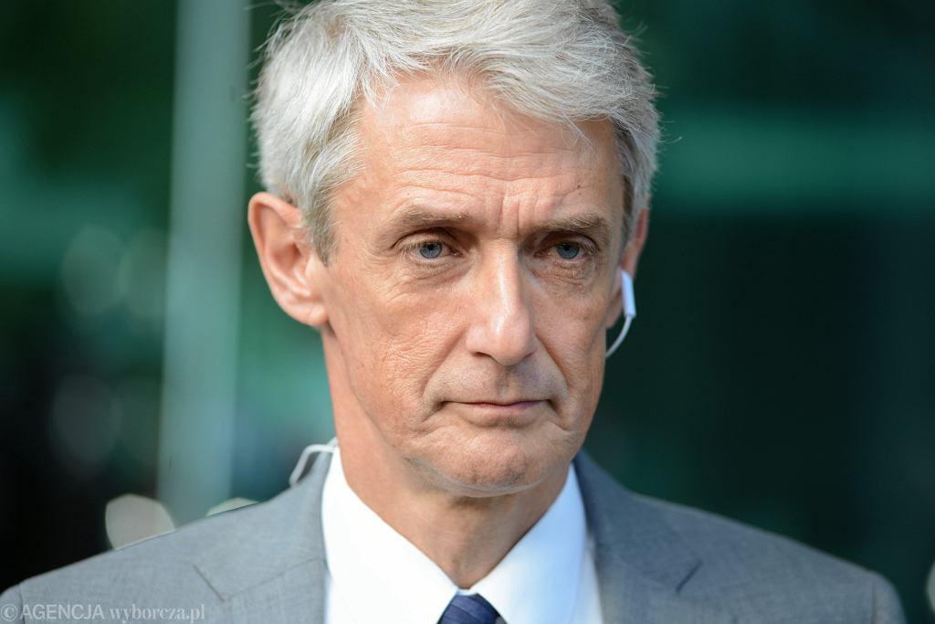 Rzecznik Prasowy Sądu Najwyższego, sędzia Michał Laskowski