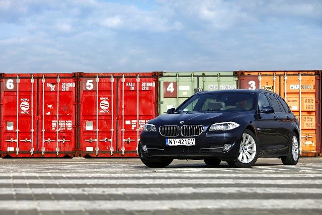 BMW 535d Touring xDrive