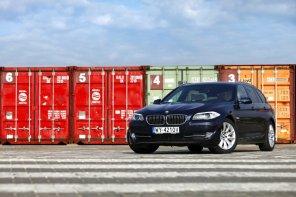 BMW 535d Touring xDrive - test Moto.pl