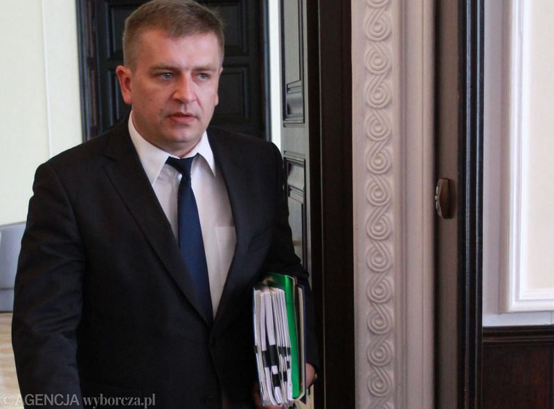 Bartosz Arłukowicz, były minister zdrowia