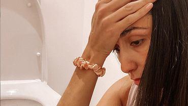 Brittany Noonan o początkach ciąży