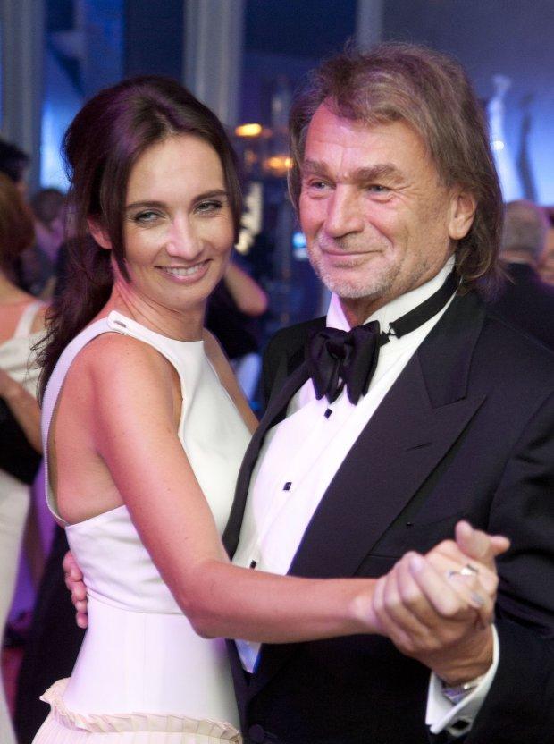 Dominika Kulczyk, Jan Kulczyk