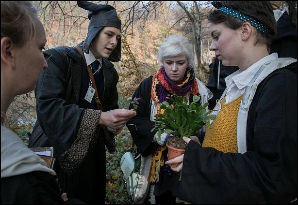 LARP w Zamku Czocha, fot. Christina Molbech