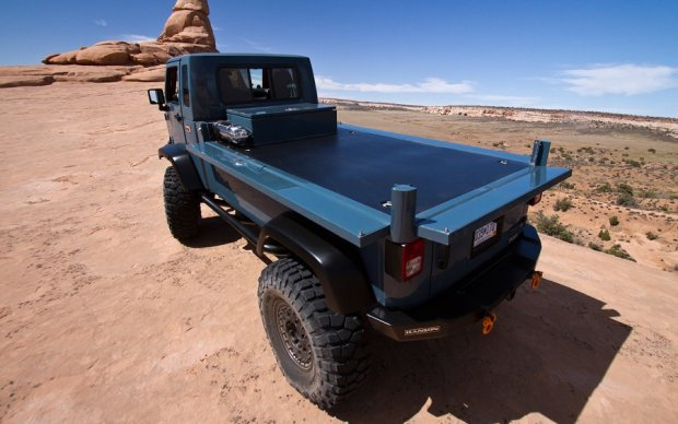 Jeep Mighty