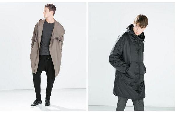 Płaszcze z kolekcji H&M