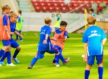 Piłka nożna to najbardziej popularny w Polsce sport dla dzieci