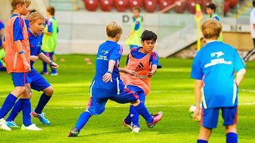 Trening na Stadionie Narodowym