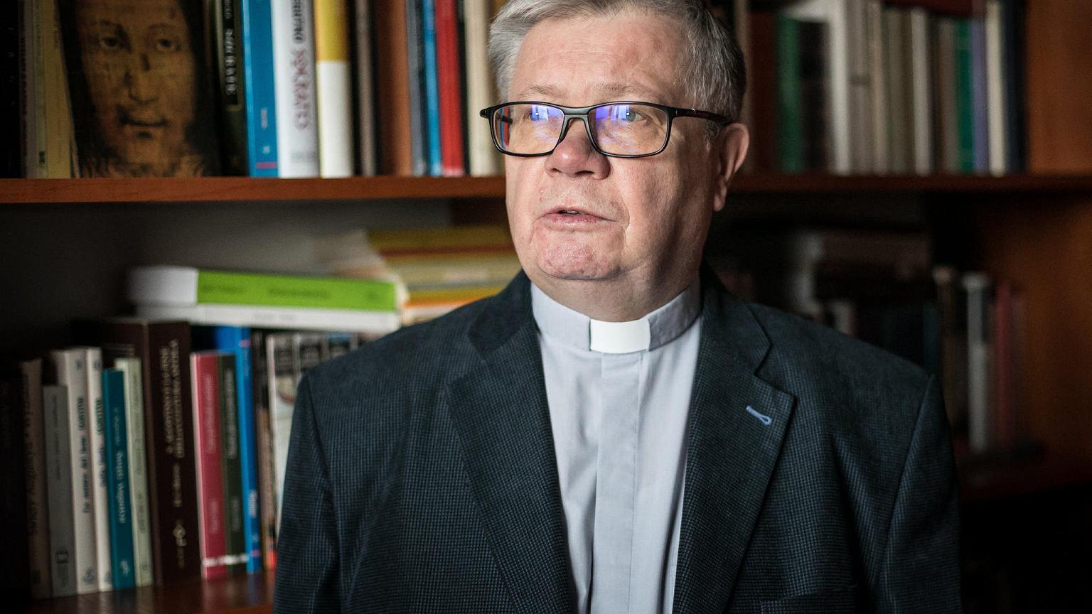 Ksiądz Alfred Wierzbicki: Biskup Edward Janiak zamiast