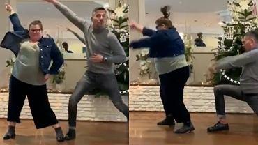 Dominika Gwit i Krzysztof Ibisz