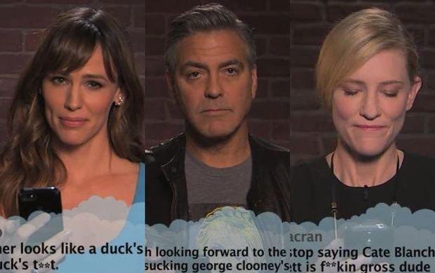 Jennifer Garner, George Clooney, Cate Blanchett