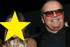 Lorraine Nicholson i Jack Nicholson
