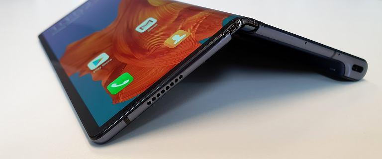 Huawei Mate X może pojawić się przed Samsungiem Galaxy Fold