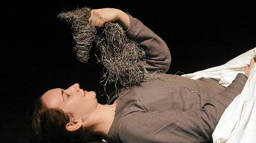Białostocki Teatr Lalek. Ostatnie próby do spektaklu 'Virginia Wolf' w reżyserii Gintare Radvilaviciute