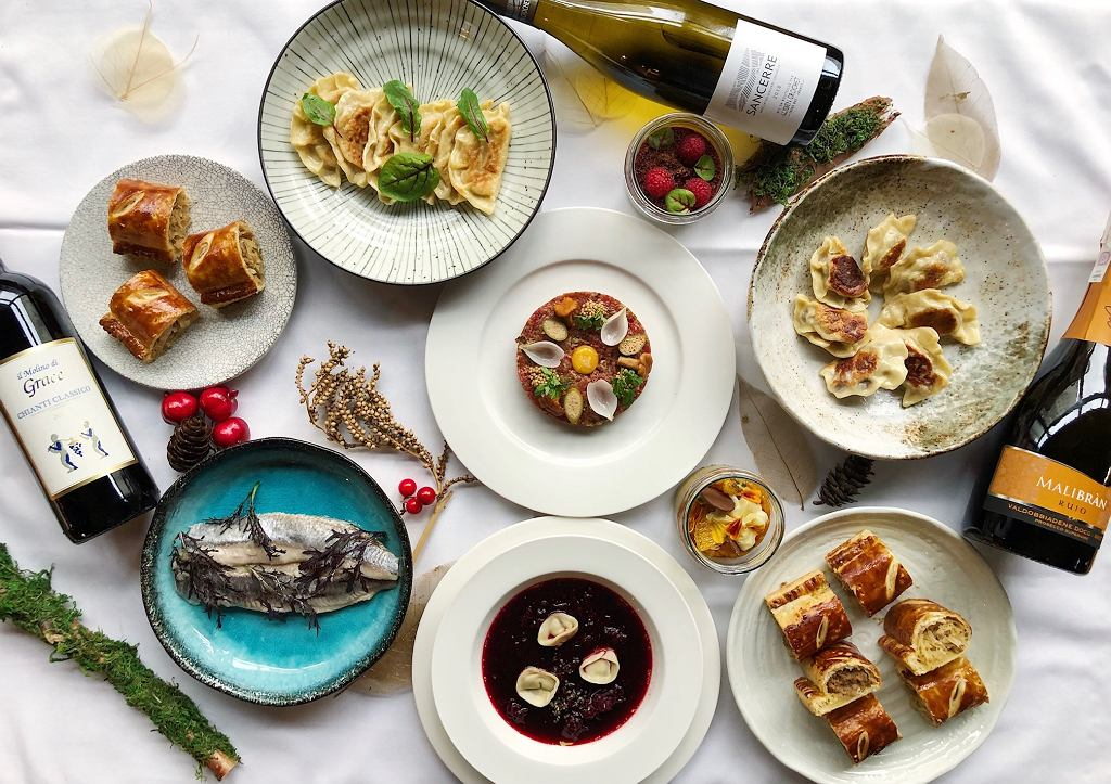 Pozwól najlepszym Chefom Kuchni ugotować Święta za Ciebie! Zamów Delivery Week 2!