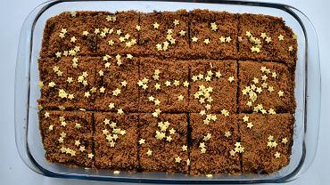 Wegańskie Boże Narodzenie. Roślinne ciasto piernikowe Veganbandy
