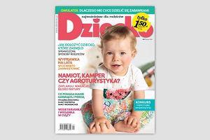 """Nowy numer miesięcznika """"Dziecko"""" w kioskach od 7 czerwca"""