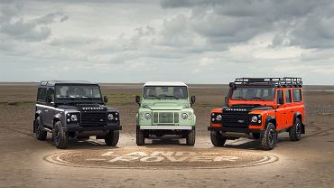 Land Rover Defender Limited Edition Models