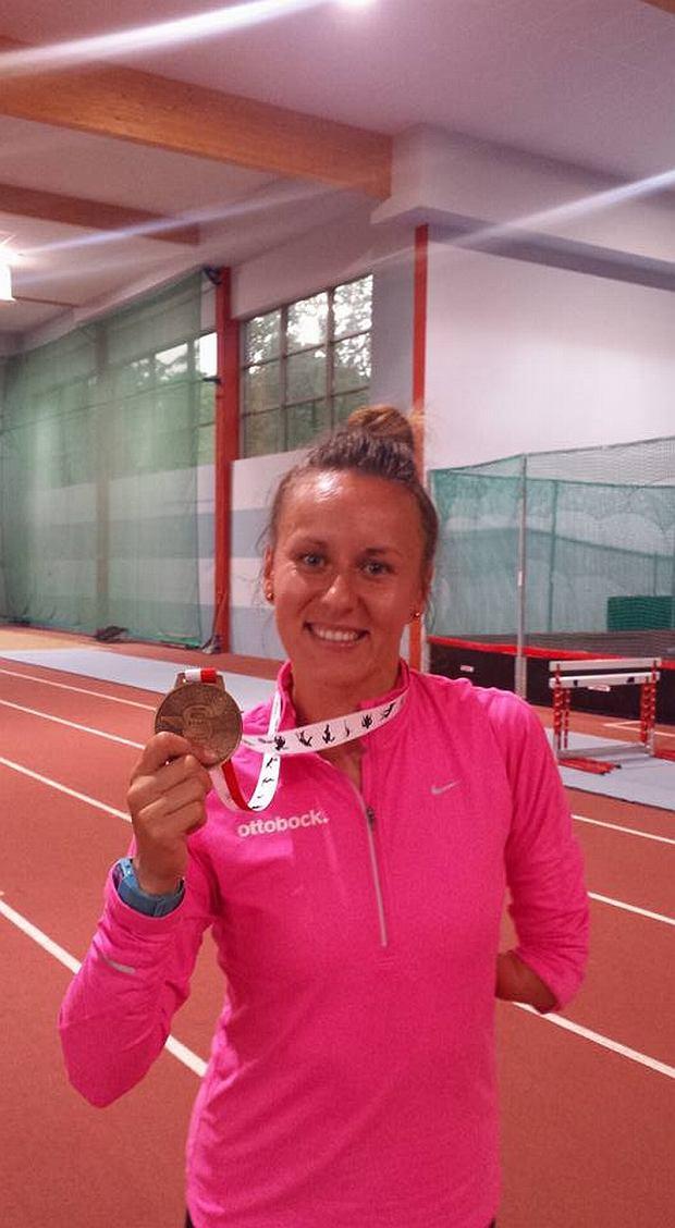 Mistrzostwo Polski i rekord życiowy radomskiej paraolimpijki