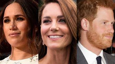 Meghan, Kate i Harry