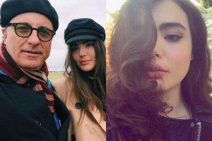 Andy Garcia z córką Alessandrą