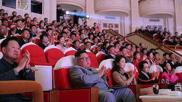 Ciotka Kim Dzong Una pojawiła się u jego boku po raz pierwszy od siedmiu lat