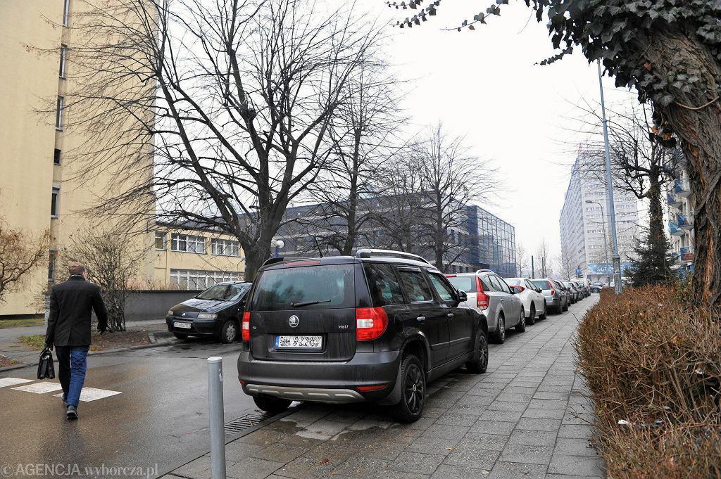 Strefa płatnego parkowania w Katowicach może zostać powiększona o Koszutkę