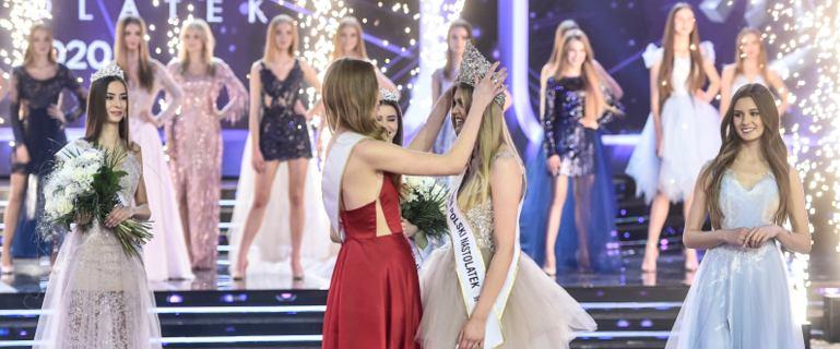 Miss Nastolatek 2020 została wybrana. Ma 17 lat i pokonała 23 kandydatki z całego kraju