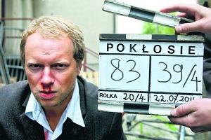 Maciej Stuhr w Pokłosiu