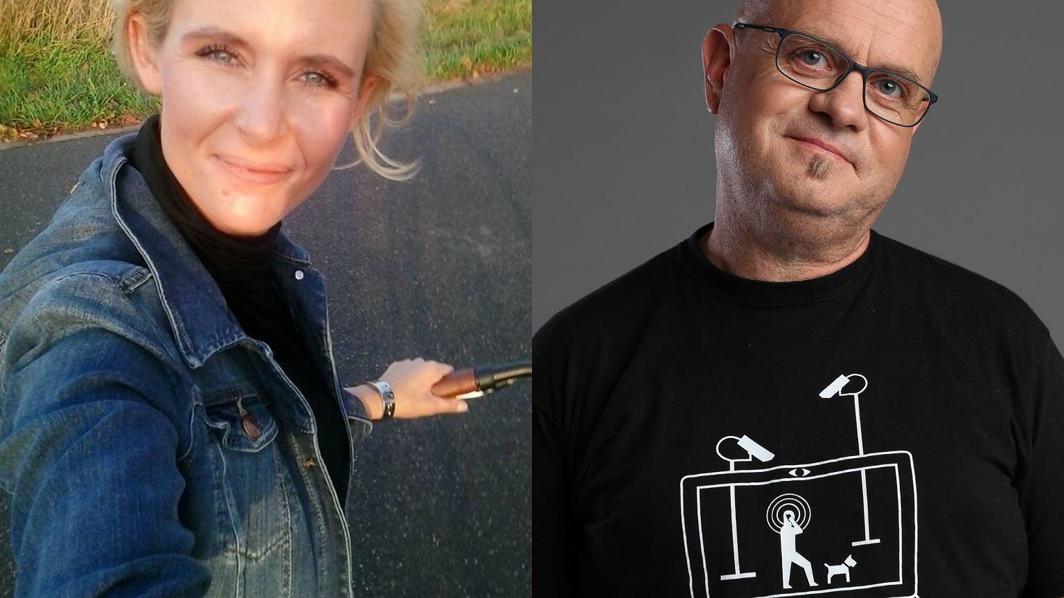 Anna Kalita oraz Roman Kurkiewicz