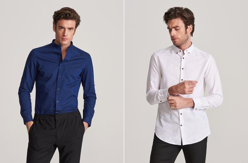 Eleganckie koszule