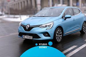 Renault Clio E-Tech Hybrid w Studiu Biznes. Miejskie auto z technologią z F1