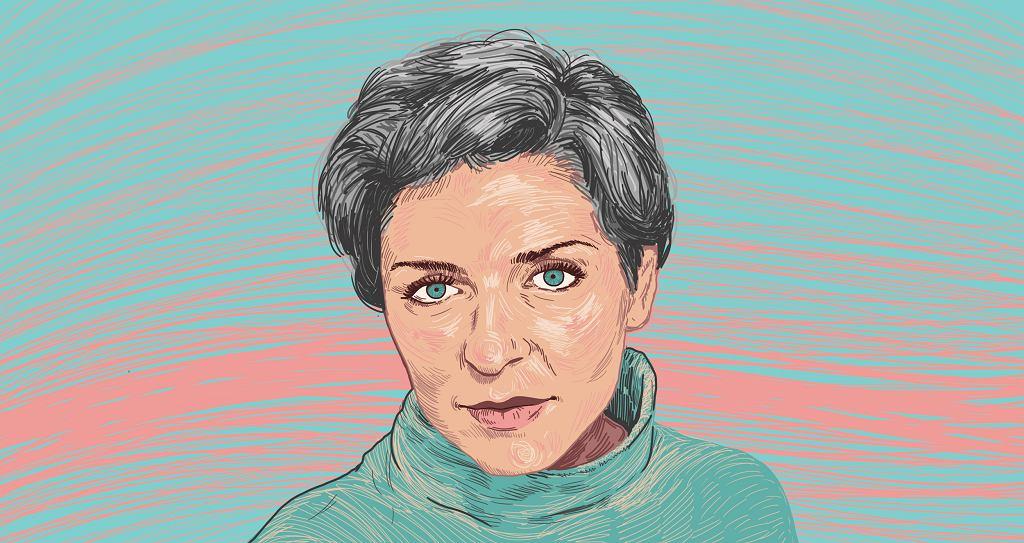 Joanna Mucha, posłanka Platformy Obywatelskiej