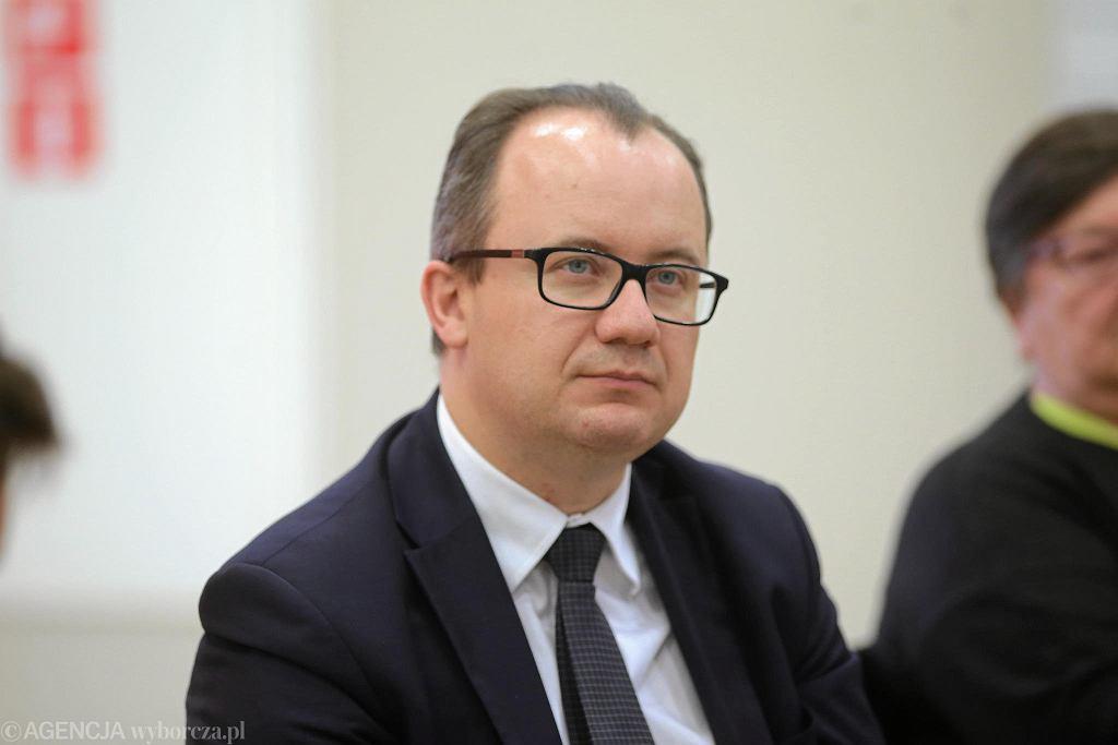 Rzecznik Praw Obywatelskich Adam Bodnar spotkał się z mieszkańcami Białegostoku