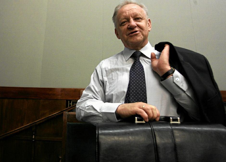 Bolesław Piecha, europoseł PiS, były minister zdrowia w rządzie Jarosława Kaczyńskiego