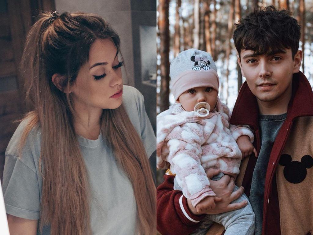 Jan Dąbrowski i Sylwia Przybysz wspominają początki rodzicielstwa