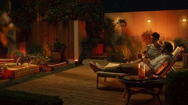 Zadbaj o wyjątkowy nastrój i ciesz się letnimi wieczorami w ogrodzie pełnym światła